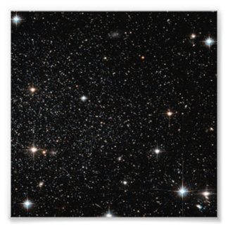 Background - Night Sky & Stars Art Photo
