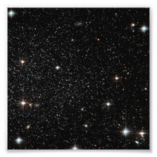 Background - Night Sky & Stars Photograph