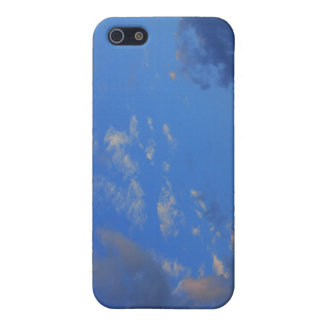 Background of blue sky. iPhone 5/5S case