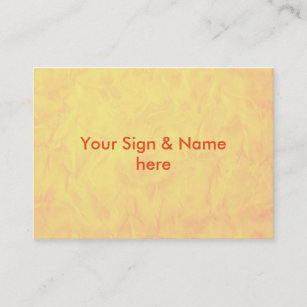 Texture background business cards zazzle au background paper texture yellow business card reheart Image collections