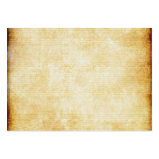 Background | Parchment Paper Pack Of Chubby Business Cards