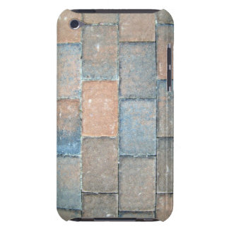 Background Texture of a Brick Pavement iPod Touch Cover