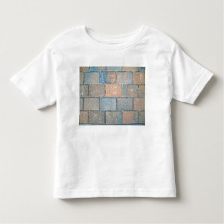 Background Texture of a Brick Pavement T Shirt