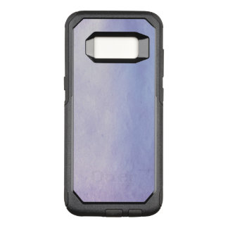 Background- Texture Watercolor Paper 2 OtterBox Commuter Samsung Galaxy S8 Case