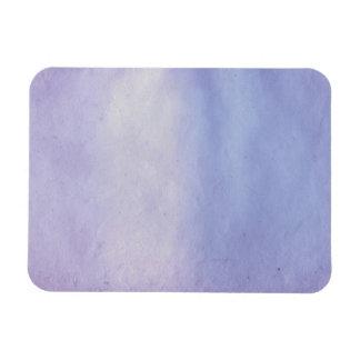 Background- Texture Watercolor Paper 2 Vinyl Magnet