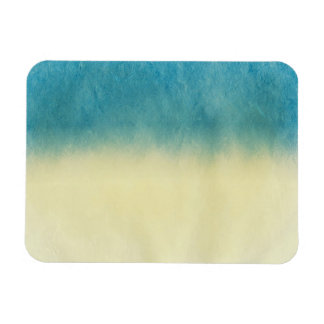 Background- Texture Watercolor Paper Magnet