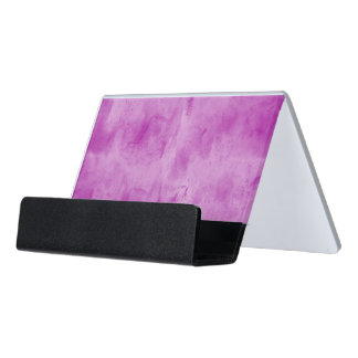 background texture watercolor seamless purple desk business card holder