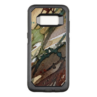 background watercolor 2  OtterBox commuter samsung galaxy s8 case
