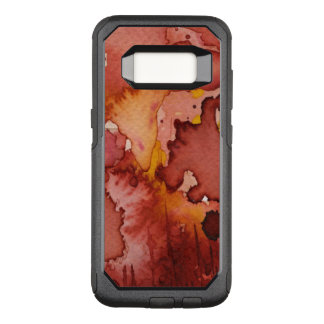 background watercolor 3 OtterBox commuter samsung galaxy s8 case