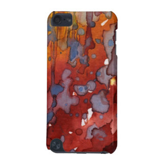 background watercolor 7 iPod touch 5G case