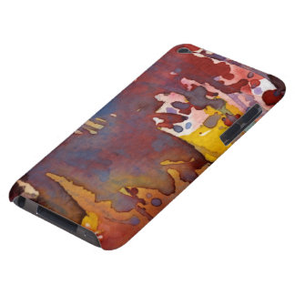 background watercolor 8 barely there iPod case