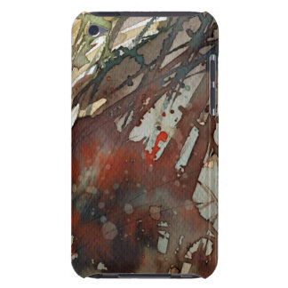 background watercolor Case-Mate iPod touch case