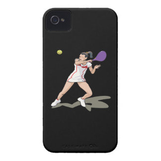 Backhanding iPhone 4 Cover