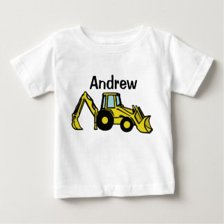 backhoe, Andrew Baby T-Shirt
