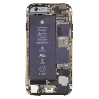 (backless case) tough iPhone 6 case