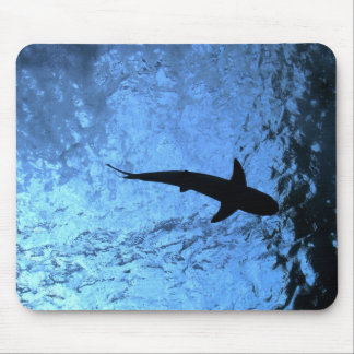 Backlit Shark Mouse Pad