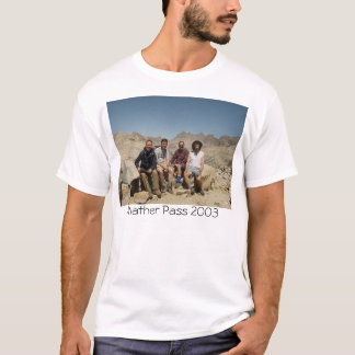 Backpack 2003 T-Shirt
