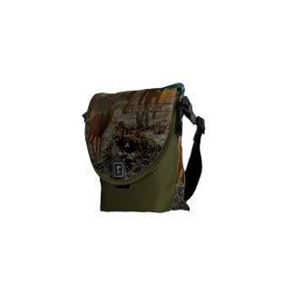 Backpack Messenger Bags