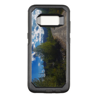 Backroad to Bowman lake Glacier National Park OtterBox Commuter Samsung Galaxy S8 Case