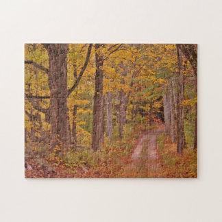 Backroads of New England - Adams Road - Athol, MA Jigsaw Puzzle