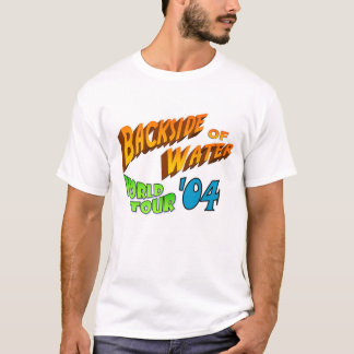 Backside of Water T-Shirt