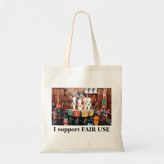 Backstage Pass FAIR USE Tote Tote Bags
