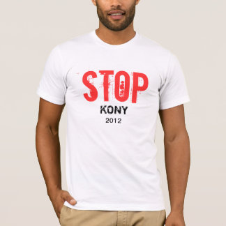 Backstops Kony T-Shirt