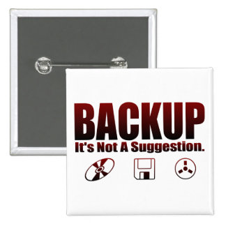 Backup Buttons