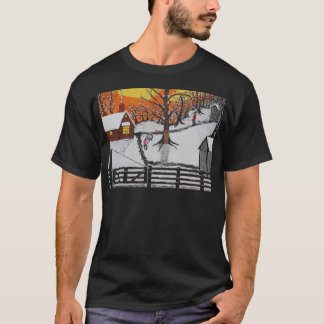 Backwoods Cabin T-Shirt
