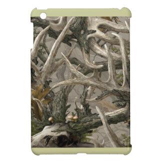Backwoods deer skull camo cover for the iPad mini