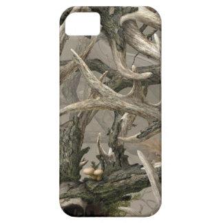 Backwoods deer skull camo iPhone 5 covers