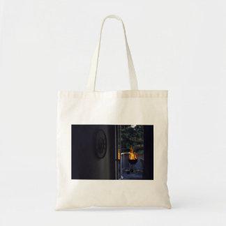 Backyard Barbeque Budget Tote Bag