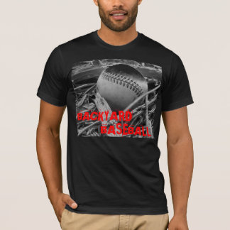 BACKYARD BASEBALL T-Shirt