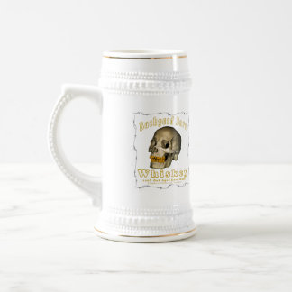 Backyard Burn Whiskey Beer Stein