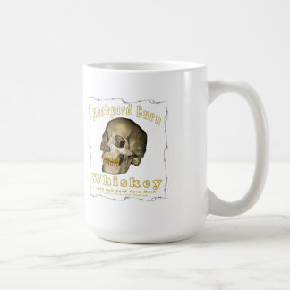 Backyard Burn Whiskey Coffee Mug