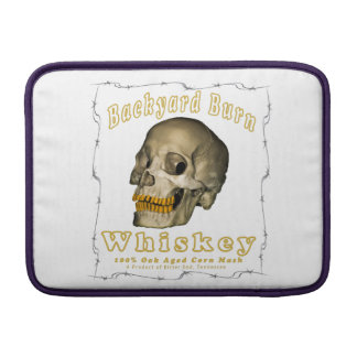 Backyard Burn Whiskey Sleeve For MacBook Air