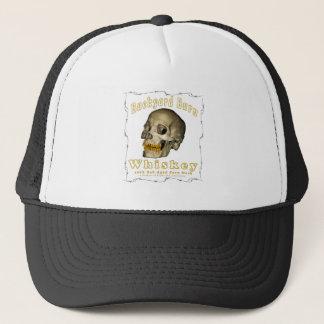 Backyard Burn Whiskey Trucker Hat