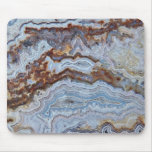 Bacon Agate Mouse Pad