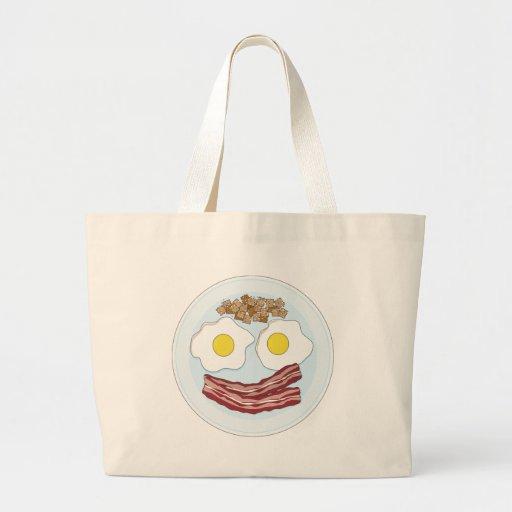Bacon and Eggs Bag