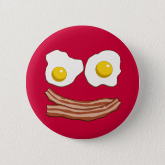 Bacon and Eggs Button