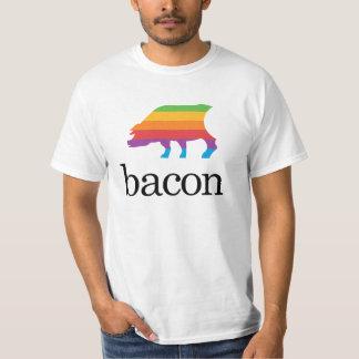 Bacon Apple Parody Tees