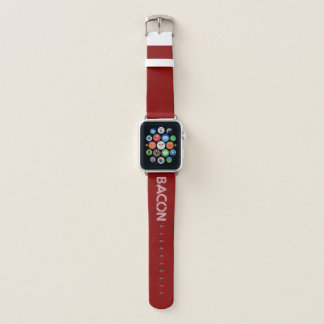 Bacon Apple Watch Band