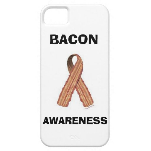 BACON AWARENESS iPhone 5 COVER