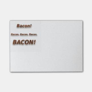 Bacon! Bacon, Bacon, Bacon, BACON!!! Post-it Notes