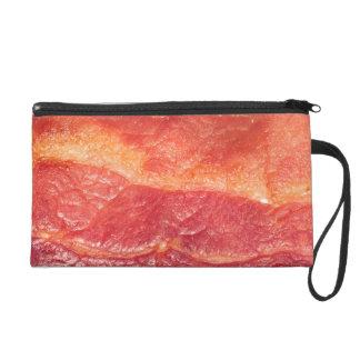 Bacon Bag Wristlet Clutches