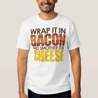 Bacon & Cheese, PLEASE! Shirt