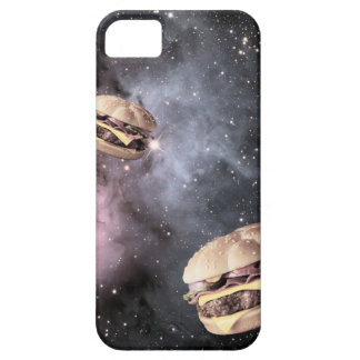 Bacon Cheeseburgers in Space Case iPhone 5 Case