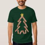 Bacon Christmas Tree Tshirts