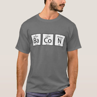 Bacon Elements T-Shirt