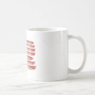 Bacon Flag mug